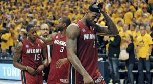 Miami Heat Destroy Pacers, Back In NBA Finals Again