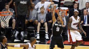 San Antonio Spurs Take Game 1 in NBA Finals