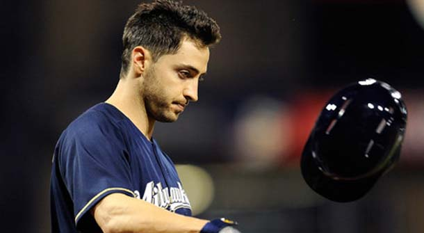 Ryan Braun Girlfriend 2013