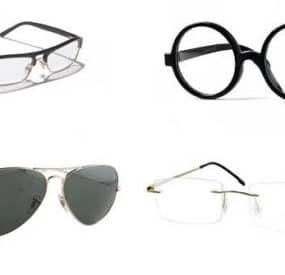 Designer Eyeglass Frame Styles for Men