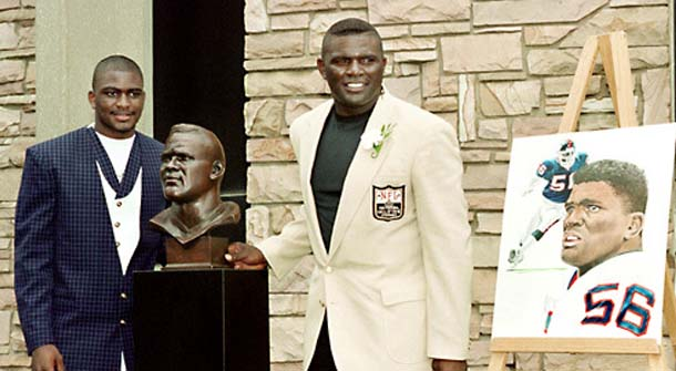 """Son of """"LT"""" Lawrence Taylor Arrested On Rape Charges"""