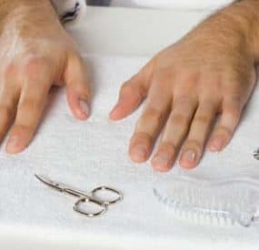The Real Manicure for Men