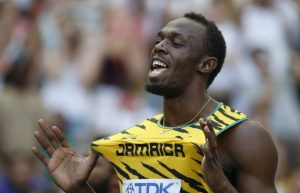 Usain Bolt Claims 100 Meter Dash Title At World Championships
