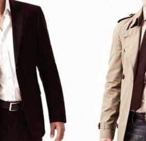 2013 Fall Fashion Coats for Men