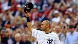Season Is Over for Derek Jeter