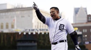 Baseball MVPs Announced; Miguel Cabrera Wins Again