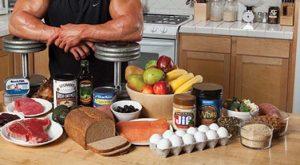 Big Eating for Optimal Muscle Gain