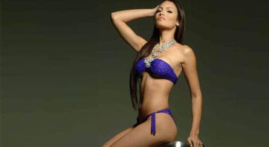Zuleyka Rivera NBA WAG