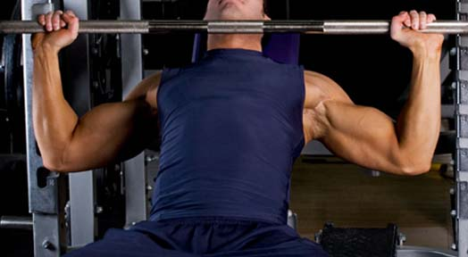 Incline Bench Exercises