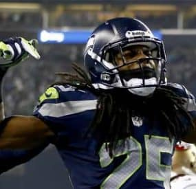 Seahawks Richard Sherman Apologizes For Post-Game Rant