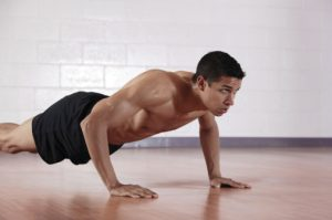 The Basic Bodyweight Bodybuilding Exercises