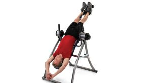 Using an Inversion Table for a Better Back