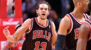 Bulls Center Joakim Noah Fires F-Bombs Instead Of Shots