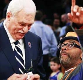 Phil Jackson Will Be The New York Knicks' President