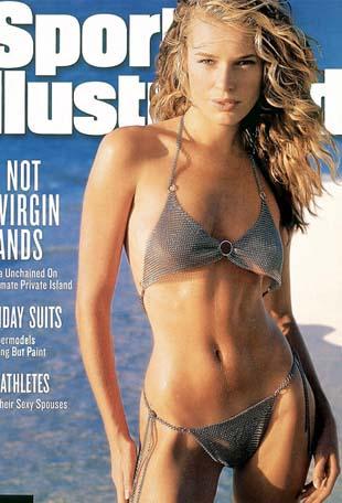 Rebecca Romijn (photo Sports Illustrated)