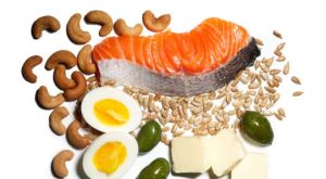 Fit Five Foods for Athletes