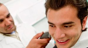 Mens Hair: Over-Processed. Under-Dressed