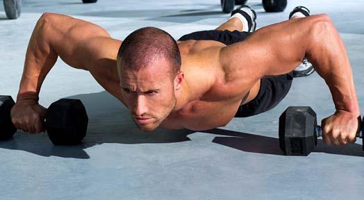 Upper Body Tabata Training Torcher Workout