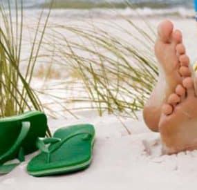 Flip Flops Friendly Feet