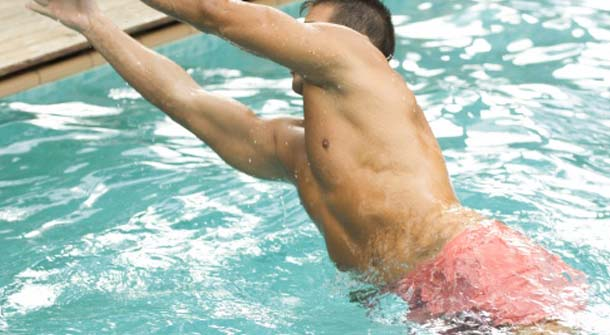Intense Pool Workouts for Men