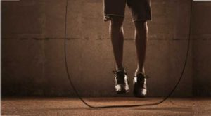 Jumping Rope - One Jump Forward, Two Years Back