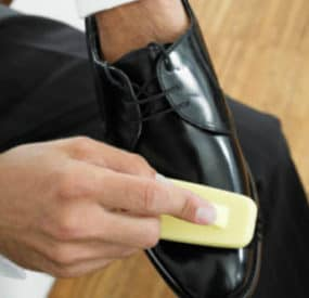 Shoe Care -If the Shoe Fits, Take Care of It