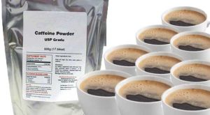 The Shocking Danger of Powdered Caffeine