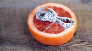 Burn Fat with Citrus Fruit