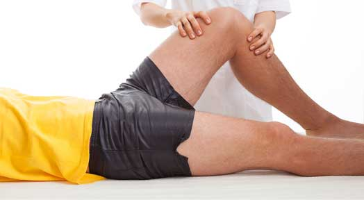 Treating Sports Injuries
