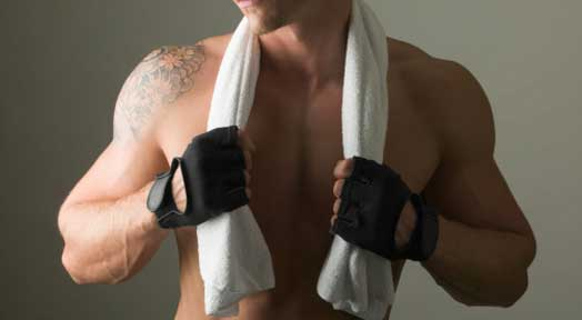 Workout Gloves - Fit Like a Glove
