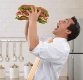 How to Curb a Large Appetite