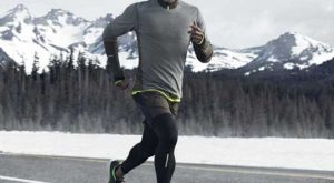 The Right Winter Workout Gear
