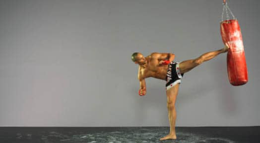 The Muay Thai Workout