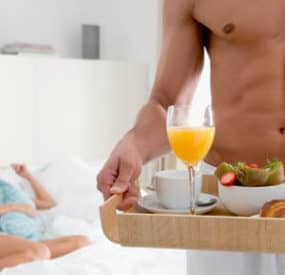 The Proper Nutrition to Fuel Men's Health