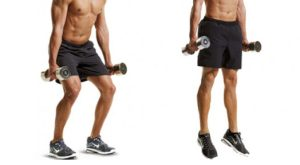 The Benefits of a Jump Squats Workout