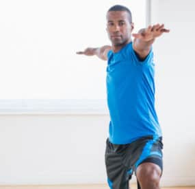 Yoga Moves for Men