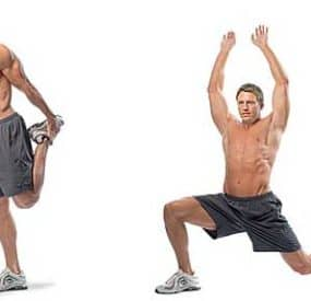 Stretches for Between Sets