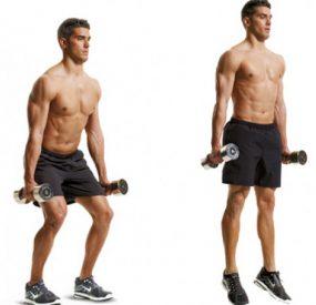Jump Squats Workout