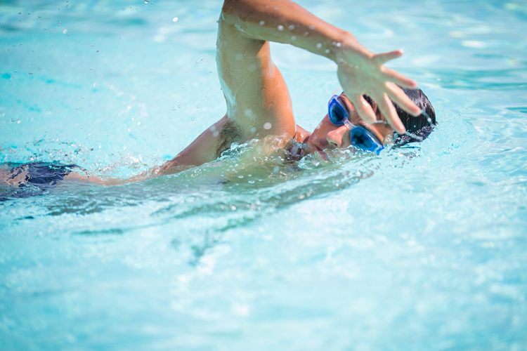 High Calorie Fat Burning Workouts Swimming