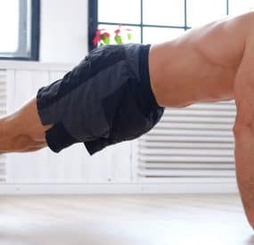How to Execute a Proper Pushup