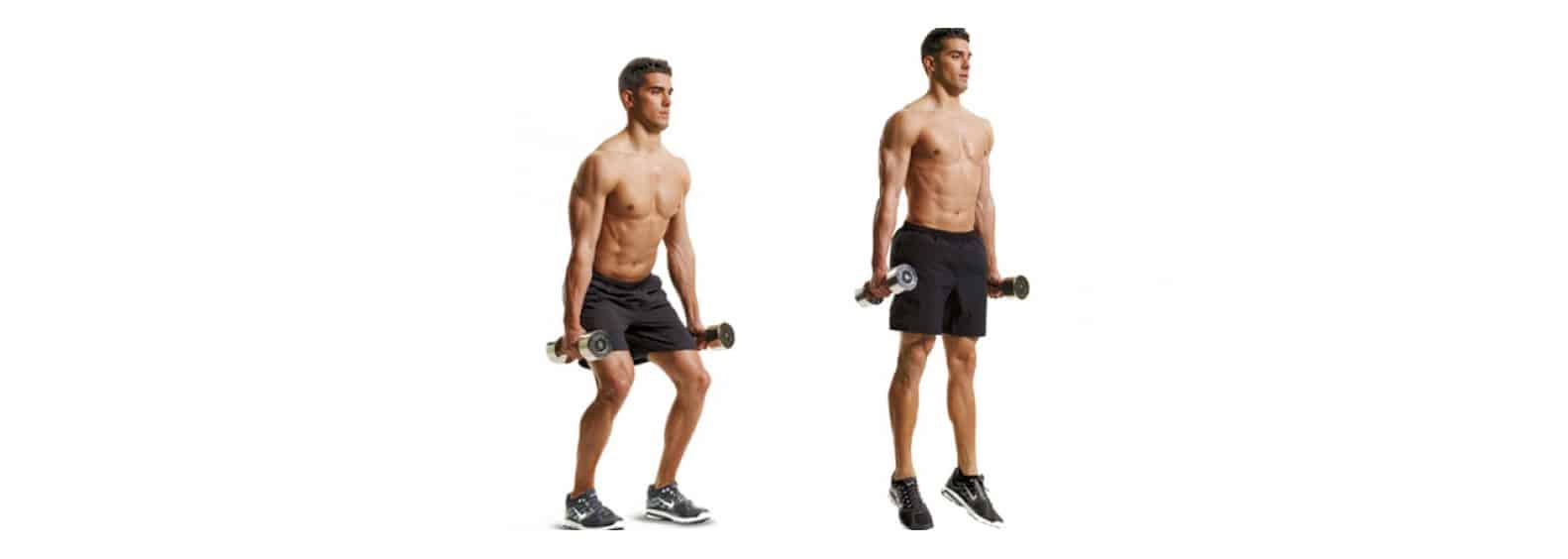 he Benefits of a Jump Squats Workout