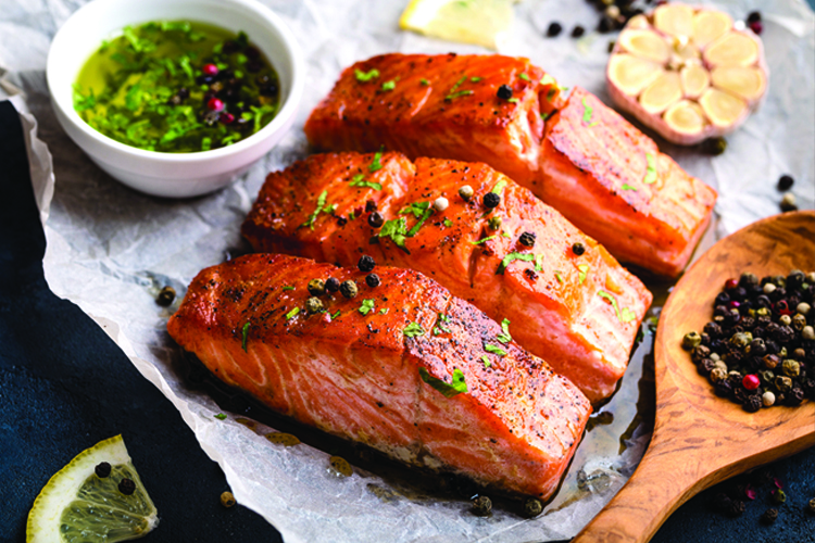 Healthy Seafood you Should be Eating More of - salmon