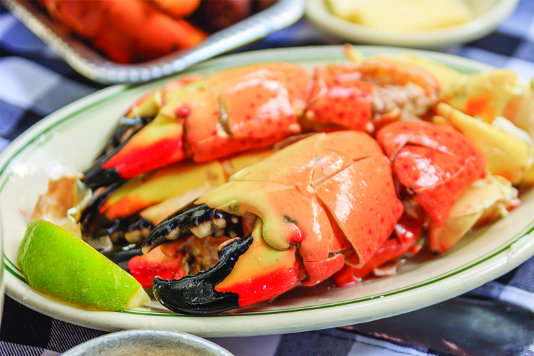 Healthy Seafood you Should be Eating More of - stone crab