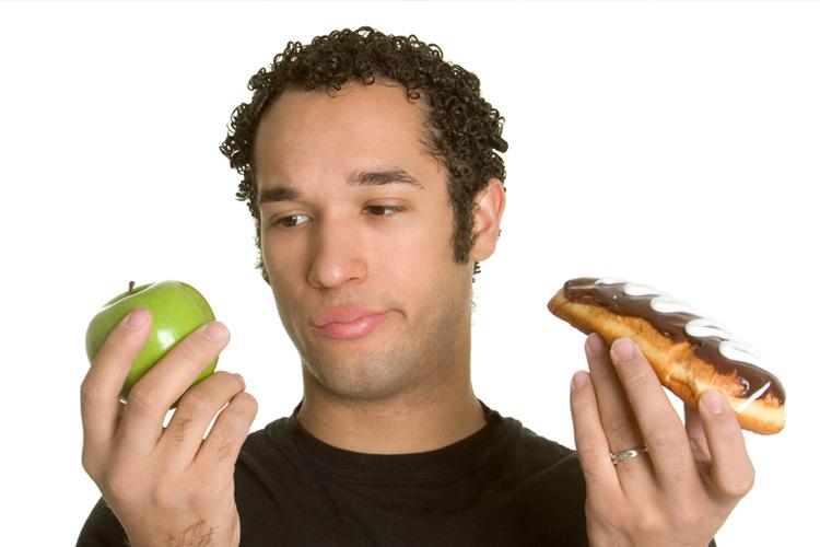 How to Maintain a Healthy Energy Balance - swap food choices