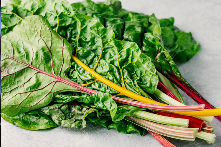 Top 10 Low Carb Fruits and Vegetables to eat on the keto diet - swiss chard