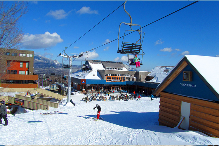 Winter Resorts Perfect for a Fitness Vacation - Sugar Loaf